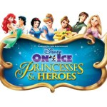 Disney On Ice Presents Princesses and Heroes {Giveaway}