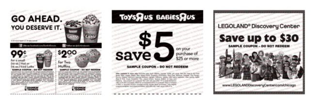 KidStuff Coupon Books - coupons