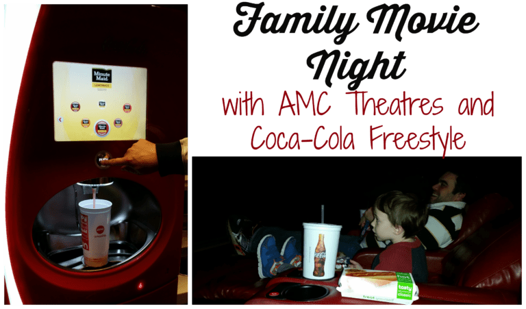 Family Movie Night With Amc Theatres And Coca Cola