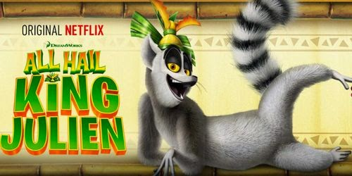king-julien #StreamTeam