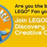 Legoland Discovery Center Launches Creative Crew Contest