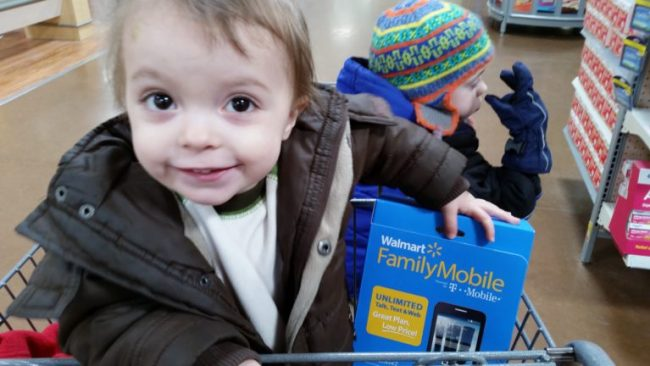 Walmart Family Mobile #MarchIntoSavings #CBias #ad