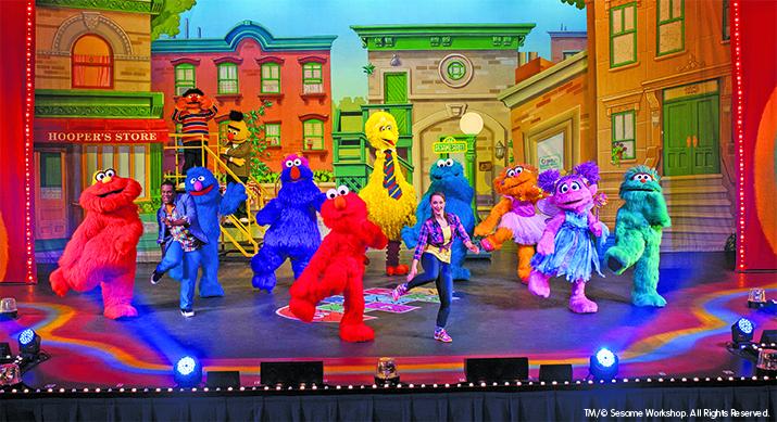 Sesame street live lets dance giveaway discount code giveaway discount code toddling around chicagoland fandeluxe Images