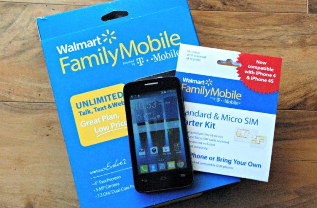 Walmart Family Mobile #MarchIntoSavings #CBias #ad
