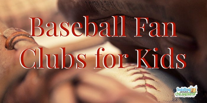 Baseball - Baseball Fan Clubs for Kids in Chicago