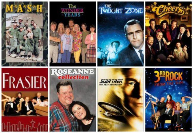 Netflix #StreamTeam - Classics