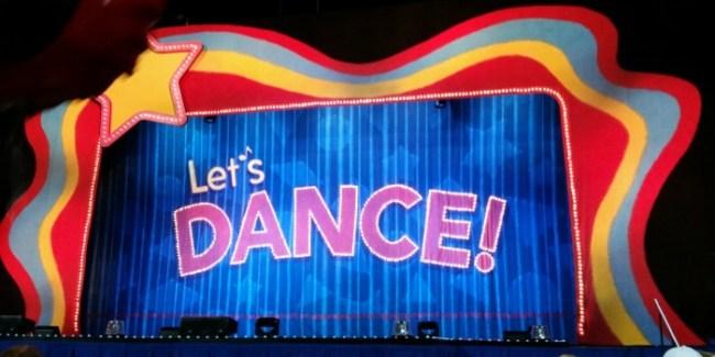 Sesame Street Live Let's Dance
