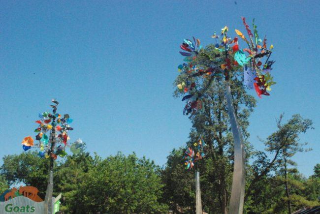 Wild Encounters at Brookfield Zoo - art