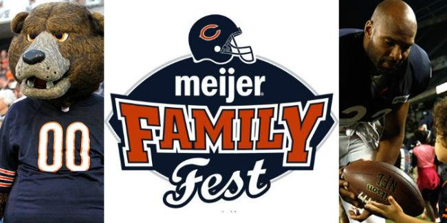 Bears Family Fest 2015 slider