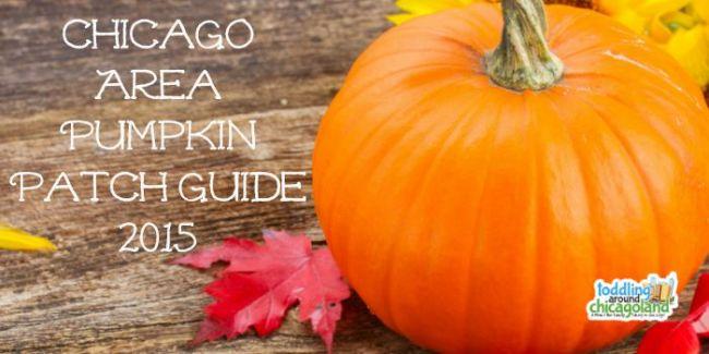 Chicago Area Pumpkin Patch Guide 2015 #Chicago #pumpkin #Halloween