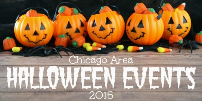 Chicago Area Halloween Events 2015 - Toddling Around Chicagoland #Halloween #Chicago