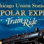 Polar Express Train at Chicago Union Station