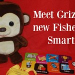 Meet Grizzy, Our New Fisher-Price Smart Toy