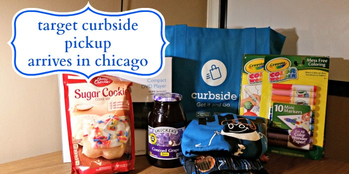 Target Curbside Pickup Arrives In Chicago Ad