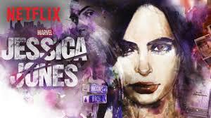 Jessica Jones #StreamTeam