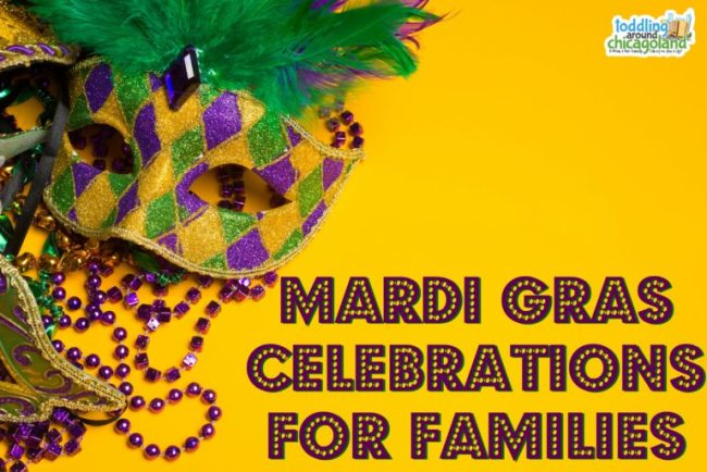 Mardi Gras Celebrations for Families 2016