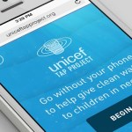 UNICEF Tap Project for World Water Day