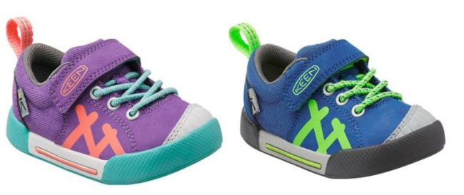 KEEN Kids' Encanto Sneakers for toddlers
