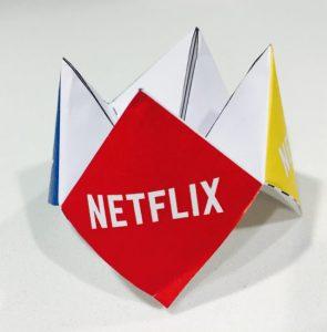 Netflix fortune teller #StreamTeam