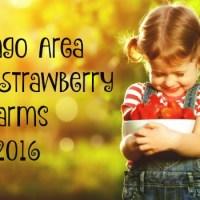 Chicago Area U-Pick Strawberry Farms 2016
