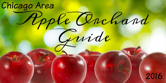 Chicago Area Apple Orchard Guide 2016 #Upick #PickYourOwn #Chicago #apple