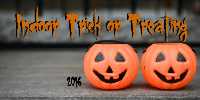 Indoor Trick Or Treating 2016 Toddling Around Chicagoland
