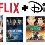 Netflix + Disney