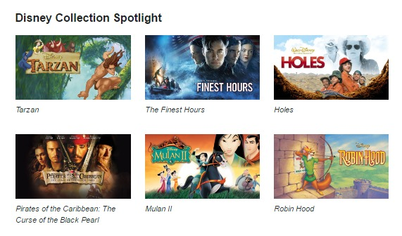 Netflix #StreamTeam - Disney Collection Spotlight [ad]