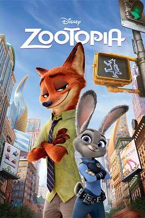 Netflix #StreamTeam - Zootopia - September 2016 [ad]