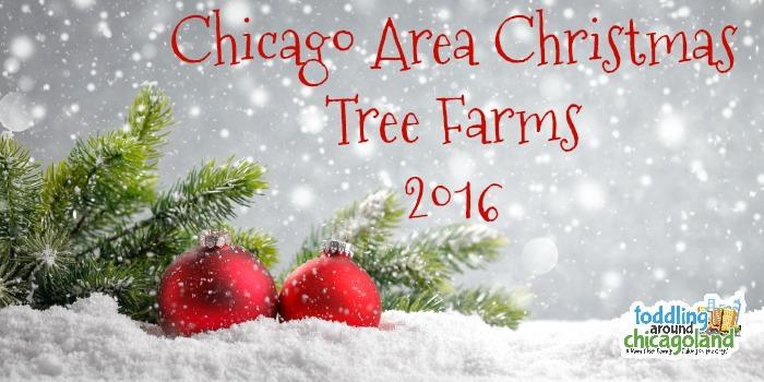 Chicago Area Christmas Tree Farms – 2016