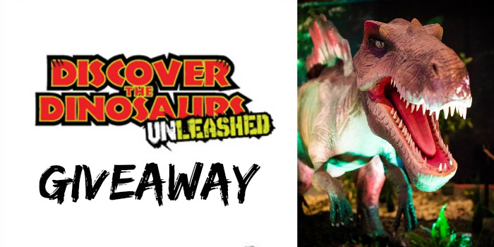 Discover the Dinosaurs Unleashed Giveaway
