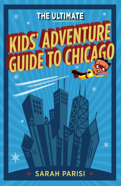 Book Cover Reveal - Toddling Around Chicagoland