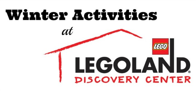 Winter Activities at LEGOLAND Discovery Center @LDCChicago