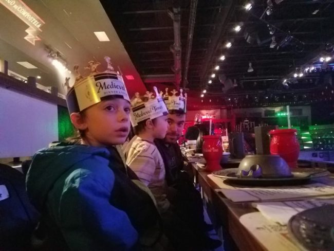 Medieval Times audience