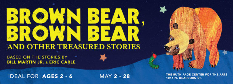 Brown bear brown bear comes to the chicago childrens theatre with five years ago we visited the chicago childrens theatre to see the mermaid theatre of nova scotia production a bear a moon and a caterpillar treasured fandeluxe Choice Image