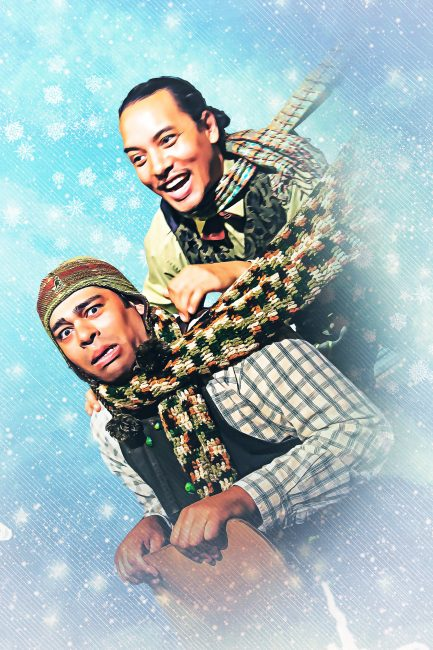 Chicago Children's Theatre - A Year with Frog & Toad - Frog & Toad in winter