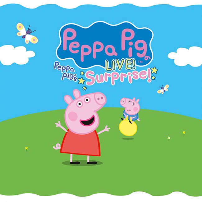 Peppa Pig Surprise live show in Chicago