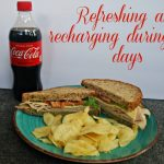 Sandwich, side and Coca-Cola lunch combo from Schnucks