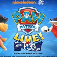 "PAW Patrol Live! ""The Great Pirate Adventure"" in Chicago"