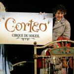 Cirque Du Soleil Corteo performance