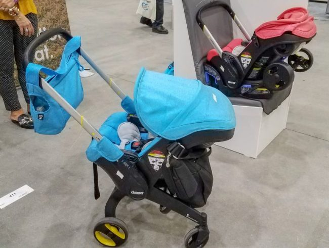Doona stroller and car seat