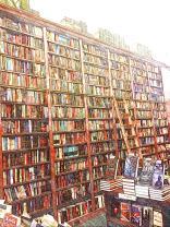 Mysterious Bookshop - New York