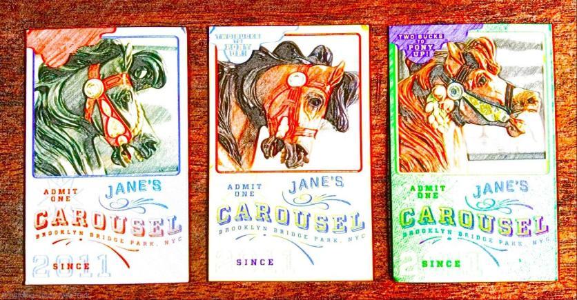 Jane's Carousel tickets, DUMBO Jane's Brooklyn Bridge - New York - High Line