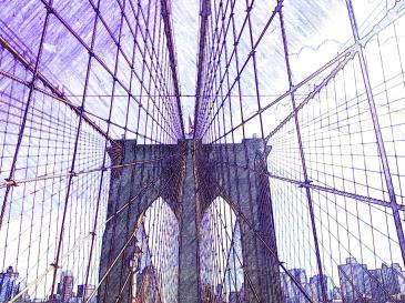 Brooklyn Bridge 1 - New York
