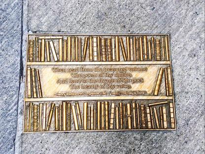 Library Way - New York