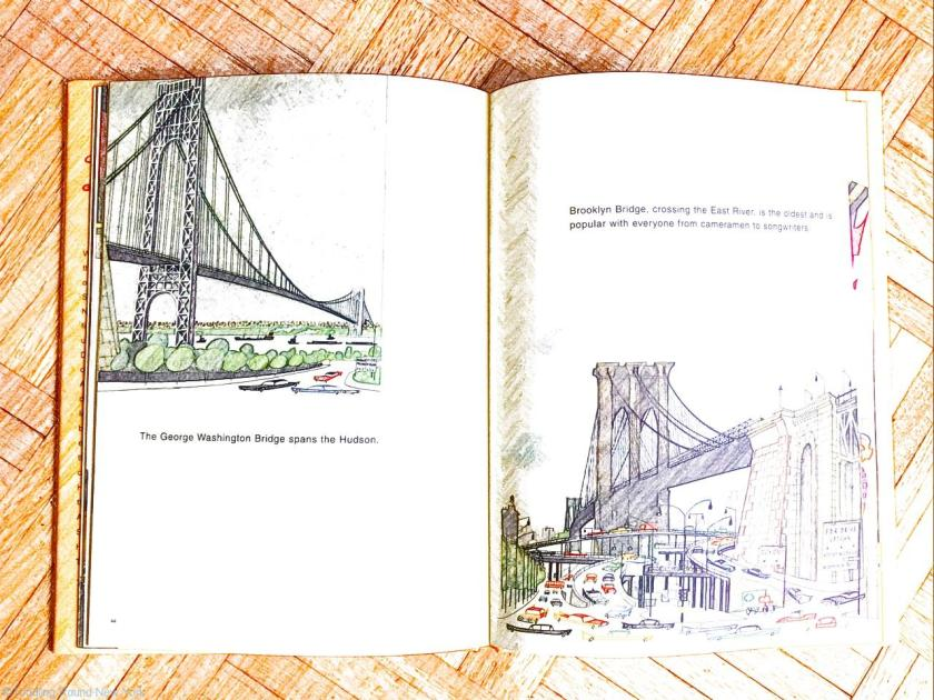 Bridges in 'This Is New York'  - New York books -