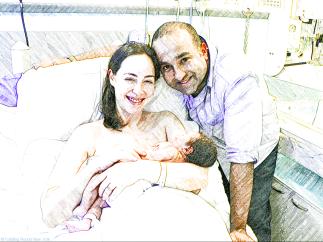 Newborn T