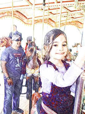 Jane's Carousel, DUMBO