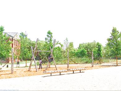 Hammock Grove playground