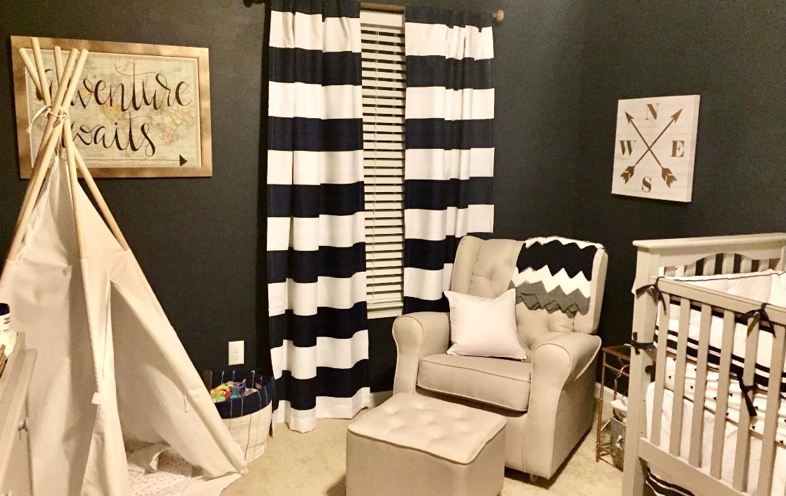 Travel Themed Nursery Toddling Traveler